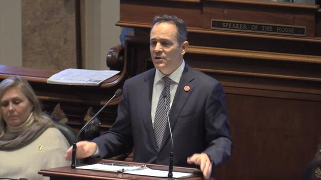 Gov. Matt Bevin to allocate $11M for adoption and foster care
