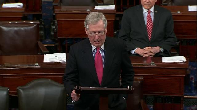Kentucky Shooting Mitch Mcconnell Supports Marshall County In Senate