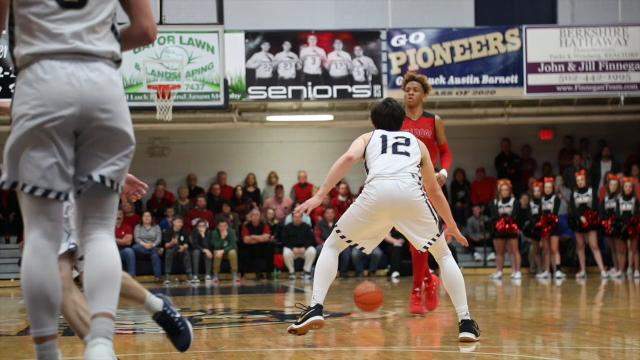 High school phenom Langford scored 53 points as the visiting Bulldogs routed Providence Friday night in Clarksville.