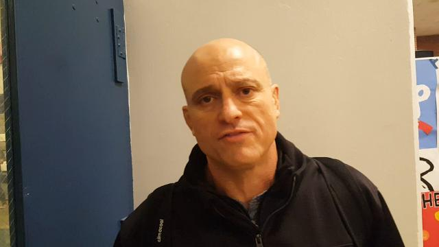 St. Xavier coach Jim Kraeszig was voted Most Outstanding Coach by his peers at the Region Four Wrestling Championships.
