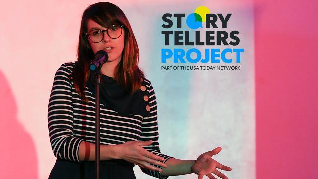 Storytellers: Caitlin McGlade