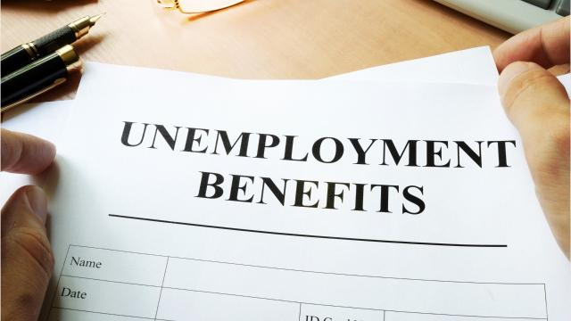 A bill would reduce unemployment checks based on the state's unemployment rate. Proponents say it will motivate laid-off workers to try harder to find a job.