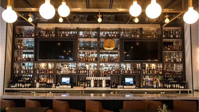 Downtown Louisville hotel's sports bar is now a Southern kitchen