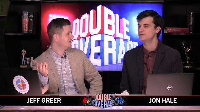 Jeff Greer and company look at the week past and upcoming in Louisville and Kentucky hoops, and of course give you their Top 8 at 8.
