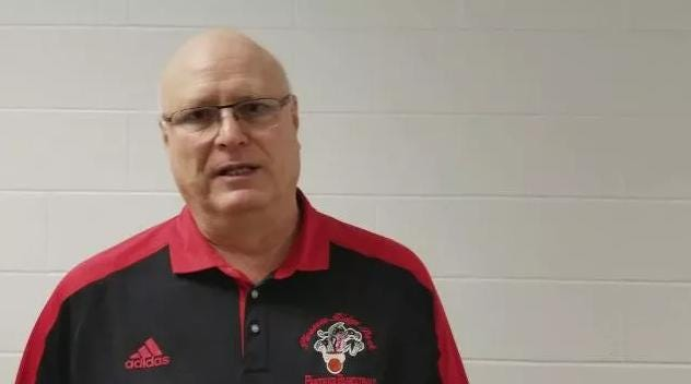 PRP coach Dale Mabrey talks about his team's victory over Valley in the 21st District semifinals. They'll face Fairdale in the finals.