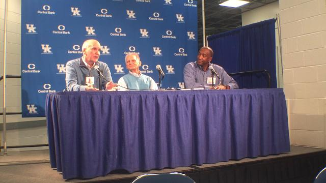 Former UK basketball players Kyle Macy and Jack Givens remember 1978 national championship team