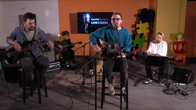 Live Session: Future Thieves in Louisville