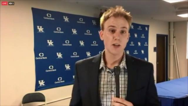 Fletcher Page, who covers University of Kentucky basketball for Courier Journal, talks about the Yahoo Sports release of hundreds of pages of documents that specified potential impermissible benefits for current and former players at Kentucky.