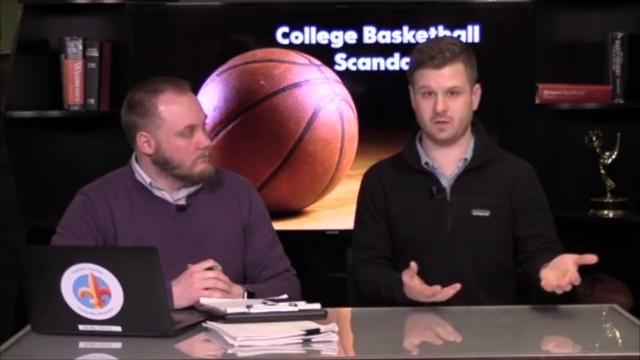 Courier Journal sports director Chris White and Louisville basketball beat writer Jeff Greer talk about the FBI documents that Yahoo Sports released and what Kentucky's involvement was.
