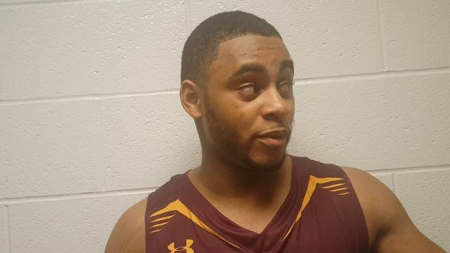 Doss' Steph Franklin had the game-sealing steal in the final five seconds to help the Dragons upset Butler, 56-53 in the Boys 22nd District Basketball Tournament final Friday night at Doss.