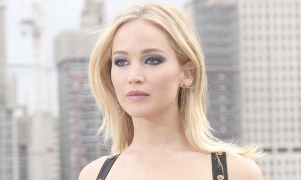 Louisville native Jennifer Lawrence on working with film producer Harvey Weinstein.