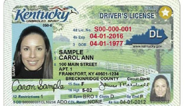 Kentucky will be getting new IDs in 2019. Here's what you need to know.