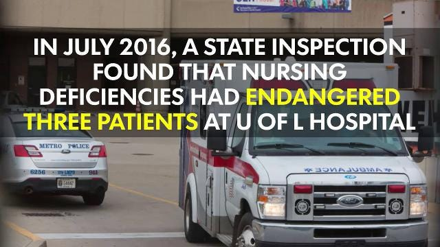 University of Louisville Hospital begins a new chapter as ...