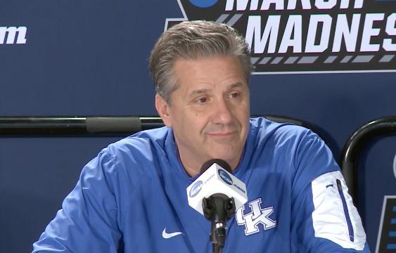 Kentucky's John Calipari responds to 'whining' by Buffalo's Nate Oats