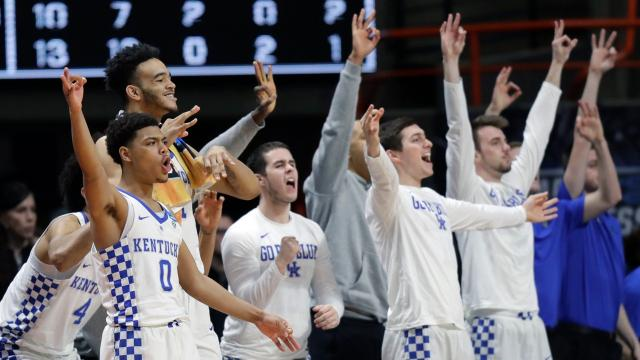 10 great NCAA Tournament tweets from 2018