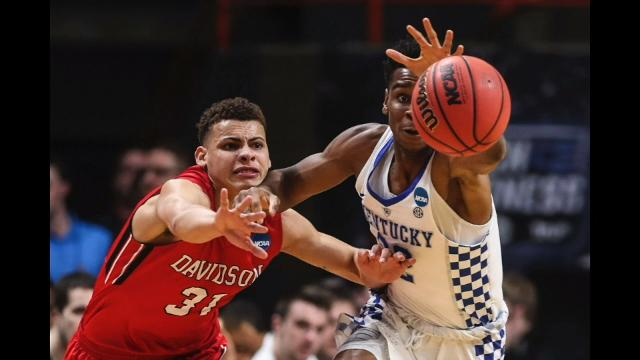 Double Coverage hosts Jeff Greer and Danielle Lerner look at the maturity of the Kentucky Wildcats during the NCAA Tournament.