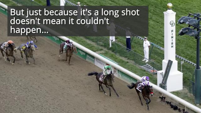 Courier Journal reporters show how not to bet on horse races
