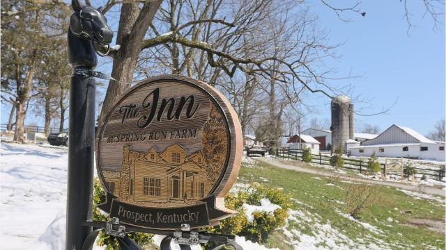 Sitting on 40-acres, Spring Run Farm is known for decades of horse trial events and fox hunting, but another venture has taken over in the past year.