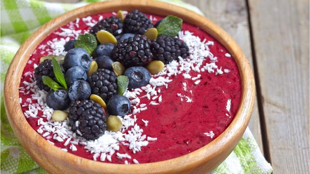 We've all heard of the magical berry Acai! The world-renowned superfood is super healthy for you. As long as you eat a balanced diet and don't rely solely on Acai berries, or consume pre-made Acai smoothies or bowls (which may have lots of sugar.)
