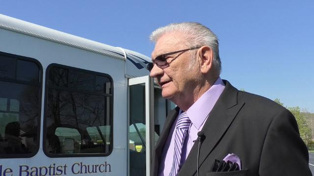 After the deadly bus crash in Carrollton, Kentucky, churches then began replacing their old school buses with 15-passenger vans, said Pastor Jack Roberts, of Louisville's Maryville Baptist Church.