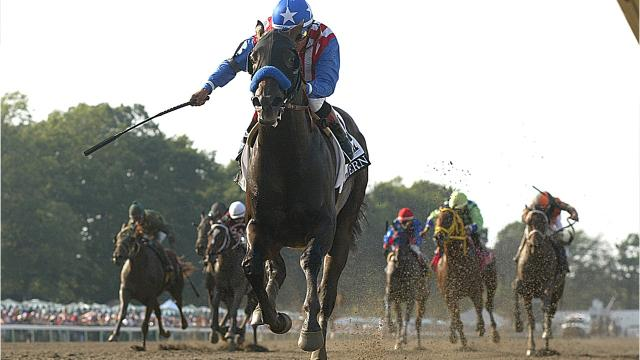 There's a horse racing boom in Kentucky. What's fueling it? Gaming machines