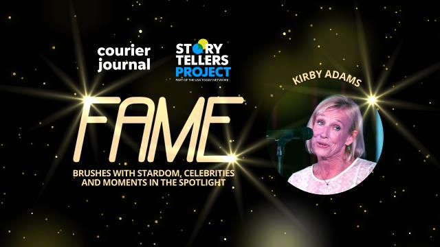 Storytellers: Kirby Adams of Courier Journal on celebrity interviews