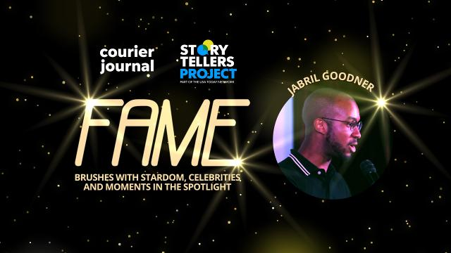 Jabril Goodner talks about the lessons he learned after meeting R&B superstar Pharrell Williams.