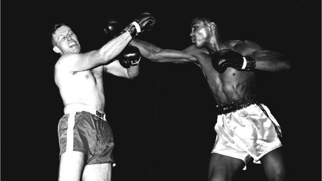 Retro Louisville | Ali's first professional fight