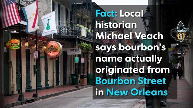 Bourbon Myths vs Facts