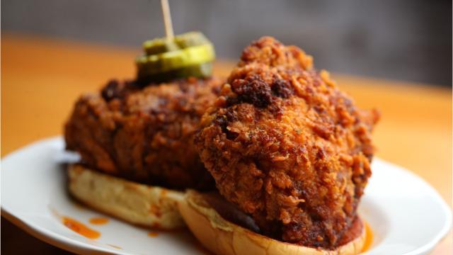 is this kfc s secret original recipe for its fried chicken