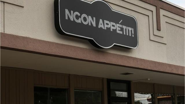 Ngon Appetit gets high marks in our review. July 2018