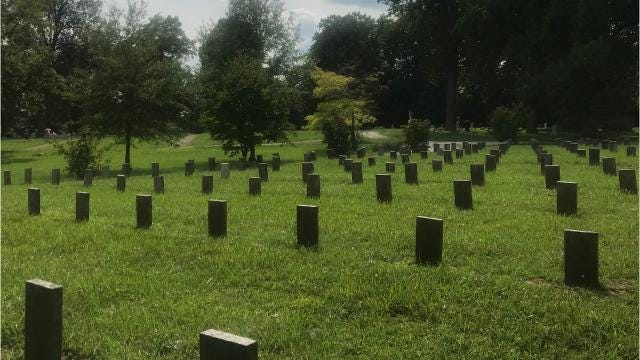 kentucky s confederate cemetery is located just outside louisville