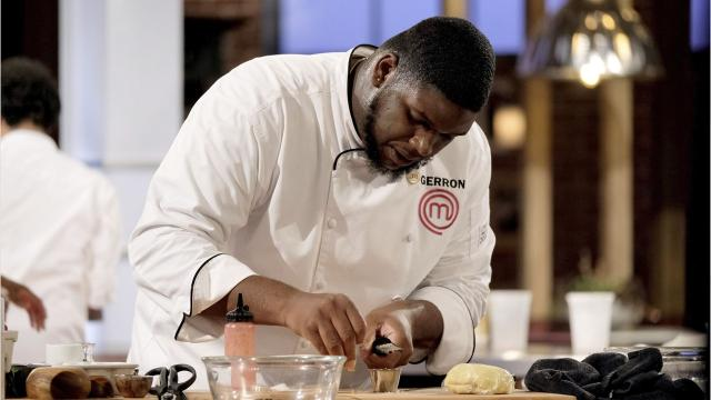 "Louisville home cook Gerron Hurt outlasted more than 20 competitors in season 9 of the Fox's hit show, earning the ""MasterChef"" trophy and $250,000."
