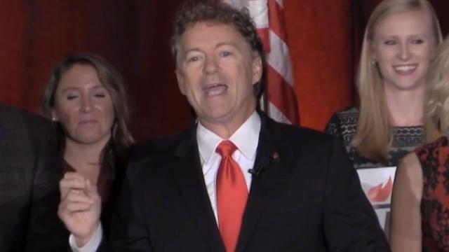 Sen. Rand Paul says the free market pushed him to Canada for surgery