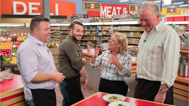 Lewes restaurant family on Guy Fieri TV show