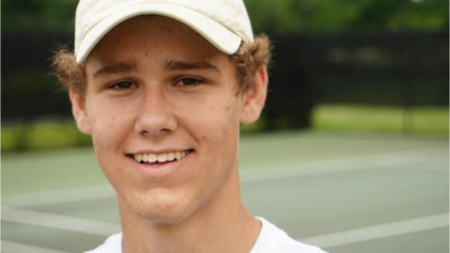 Delaware All-State boys tennis 2017