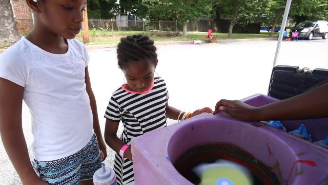 Community event in Wilmington spans weekend of free fun, all in the name of boosting sense of neighborhood in Wilmington.