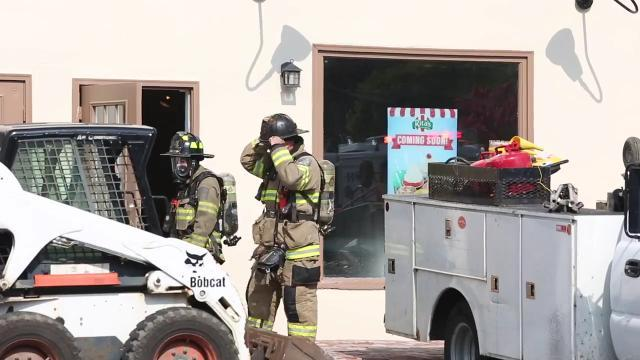 Carbon monoxide poisoning at future Rita's location sickens 3