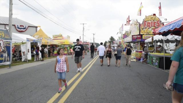 Sights and sounds at the Delaware State Fair