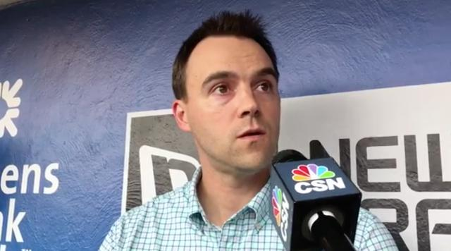 GM Klentak: Phillies open to being buyers