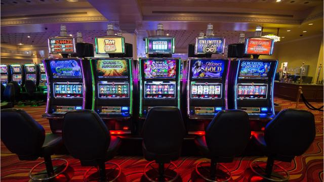 Reducing the Number of Slots: Could this open up for more online casinos?