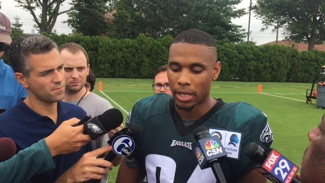 Jordan Matthews opens up on knee injury, contract