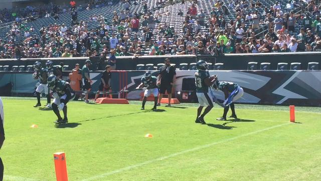 Carson Wentz wows Eagles' fans