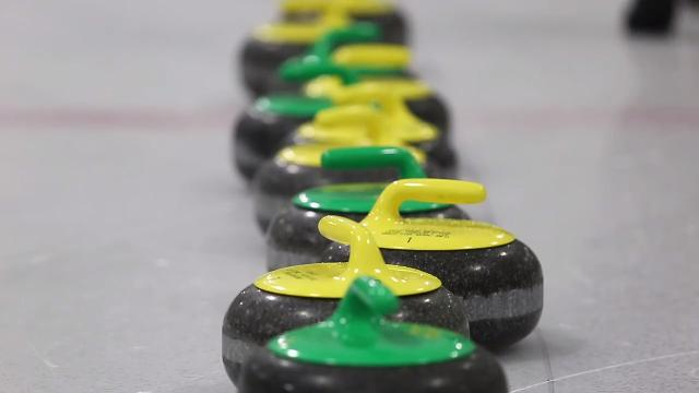 The Diamond State Curling Club gives locals the chance to learn a Winter Olympic sport.