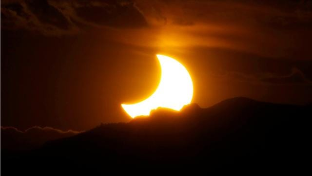 Where to see the solar eclipse in Delaware