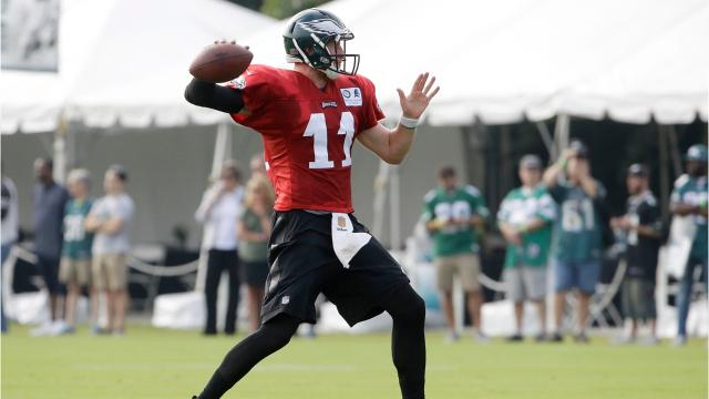 5 to watch in Eagles' preseason opener