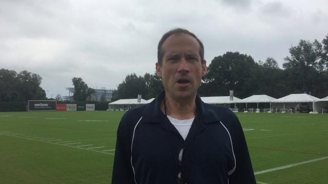 FILE VIDEO: Carson Wentz on Jordan Matthews trade and new cornerback Ronald Darby on joining Eagles from 2017.