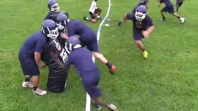 High school football practice kicks off across Delaware