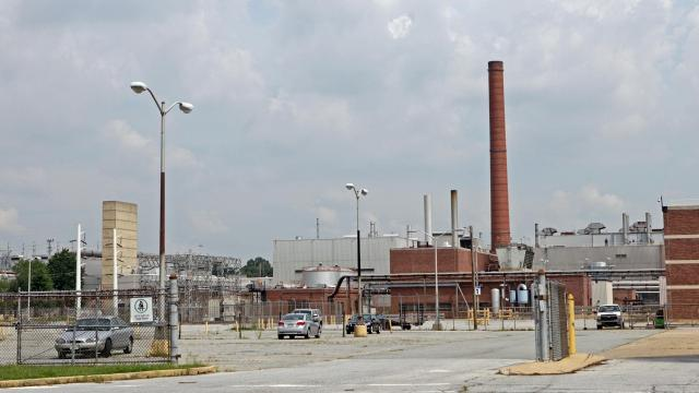 Harvey Hanna is under contract to buy former Fisker plant.