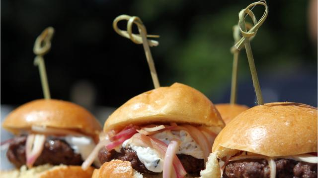 The Battle of Hand-held Foods is Saturday: You can go to the Delaware Burger Battle, now in its sixth year, or the Second Annual Delaware Taco Festival. Or, if you're really hungry, you can go to both.